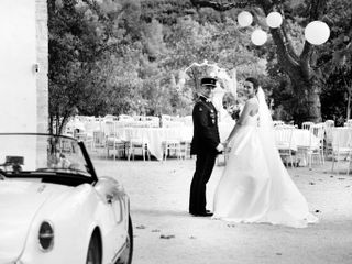 Le mariage de Constance et Thibaud
