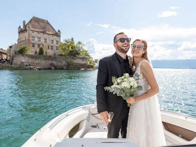 Le mariage de Anthony et Adèle  à Anthy-sur-Léman, Haute-Savoie 2
