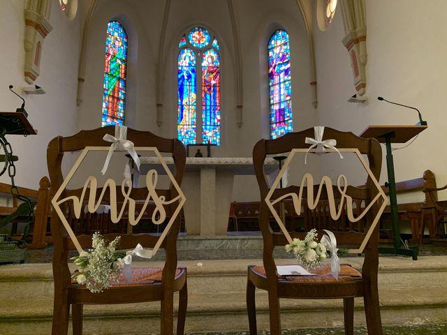Le mariage de Anthony et Adèle  à Anthy-sur-Léman, Haute-Savoie 9