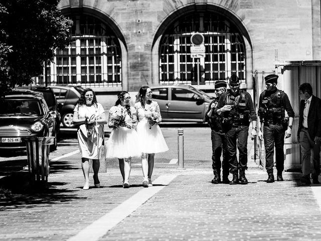 Le mariage de Jessica et Emily à Rouen, Seine-Maritime 1