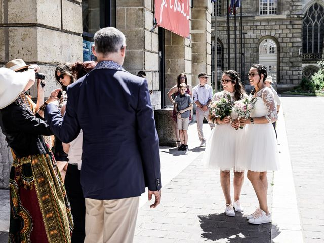Le mariage de Jessica et Emily à Rouen, Seine-Maritime 2