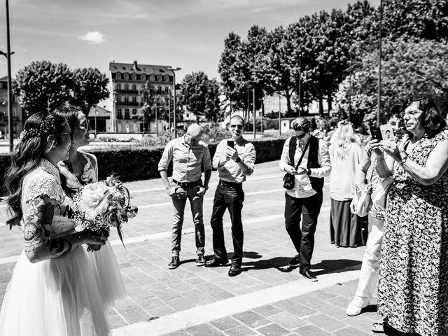 Le mariage de Jessica et Emily à Rouen, Seine-Maritime 3