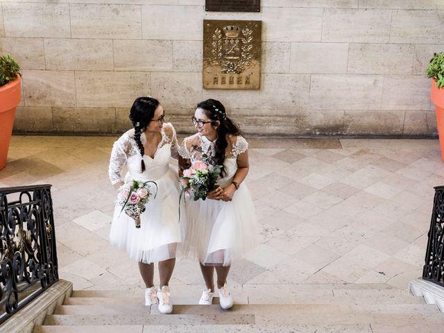 Le mariage de Jessica et Emily à Rouen, Seine-Maritime 4