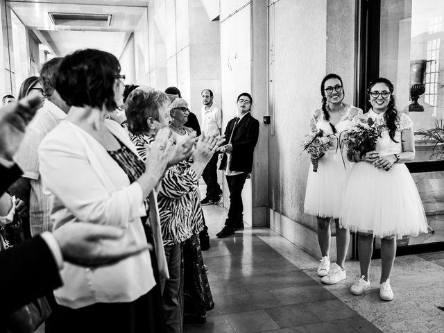 Le mariage de Jessica et Emily à Rouen, Seine-Maritime 5