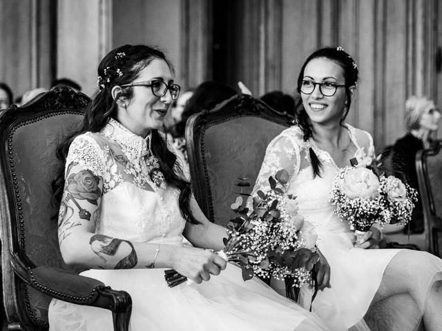 Le mariage de Jessica et Emily à Rouen, Seine-Maritime 6