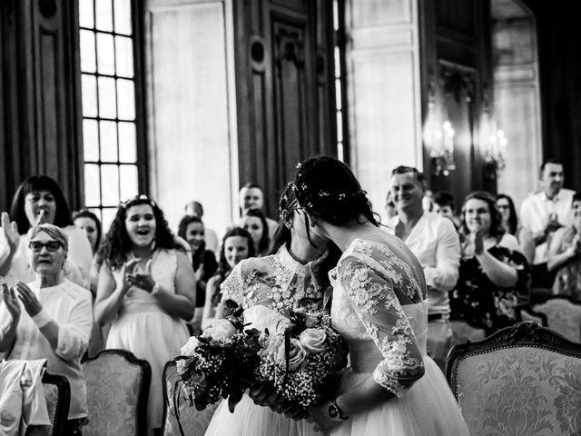 Le mariage de Jessica et Emily à Rouen, Seine-Maritime 9