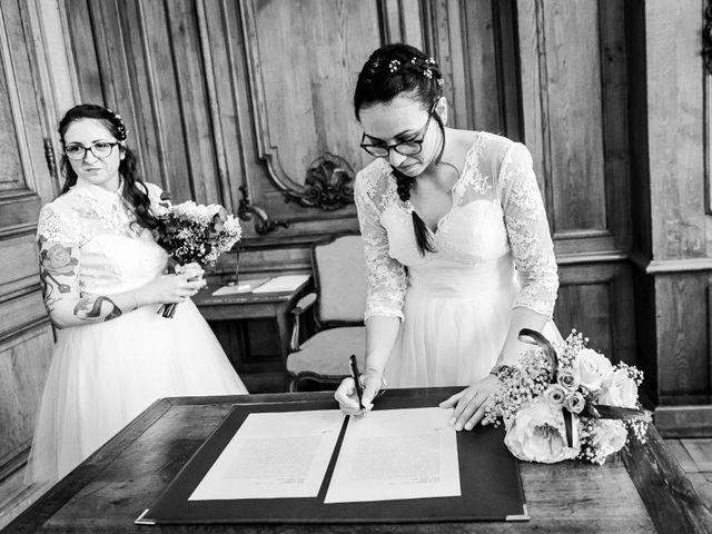 Le mariage de Jessica et Emily à Rouen, Seine-Maritime 14