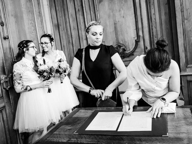 Le mariage de Jessica et Emily à Rouen, Seine-Maritime 15