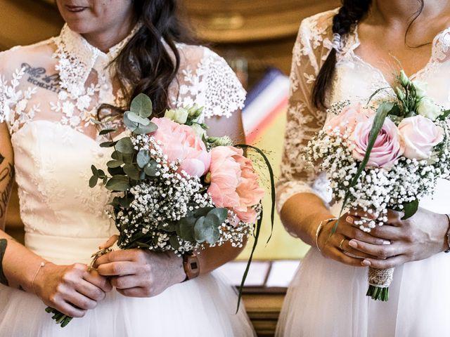 Le mariage de Jessica et Emily à Rouen, Seine-Maritime 16