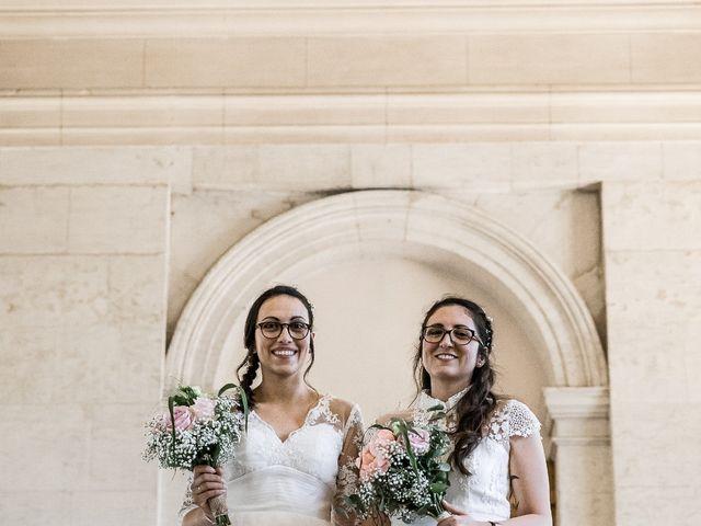 Le mariage de Jessica et Emily à Rouen, Seine-Maritime 17