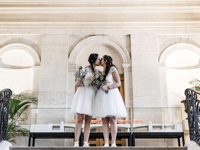 Le mariage de Jessica et Emily à Rouen, Seine-Maritime 19