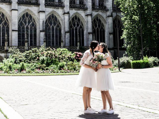 Le mariage de Jessica et Emily à Rouen, Seine-Maritime 22