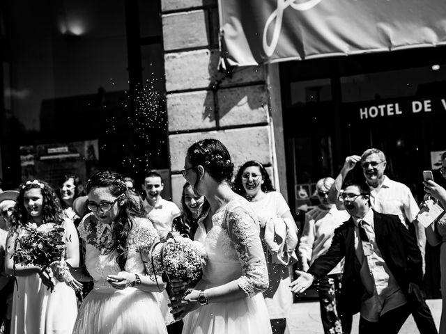 Le mariage de Jessica et Emily à Rouen, Seine-Maritime 23