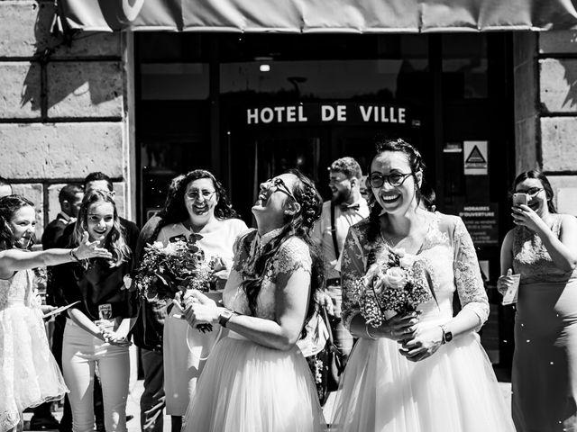 Le mariage de Jessica et Emily à Rouen, Seine-Maritime 24