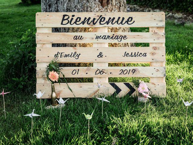 Le mariage de Jessica et Emily à Rouen, Seine-Maritime 26