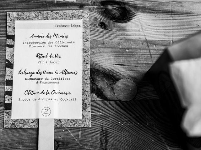 Le mariage de Jessica et Emily à Rouen, Seine-Maritime 35