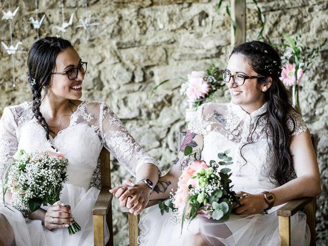 Le mariage de Jessica et Emily à Rouen, Seine-Maritime 79