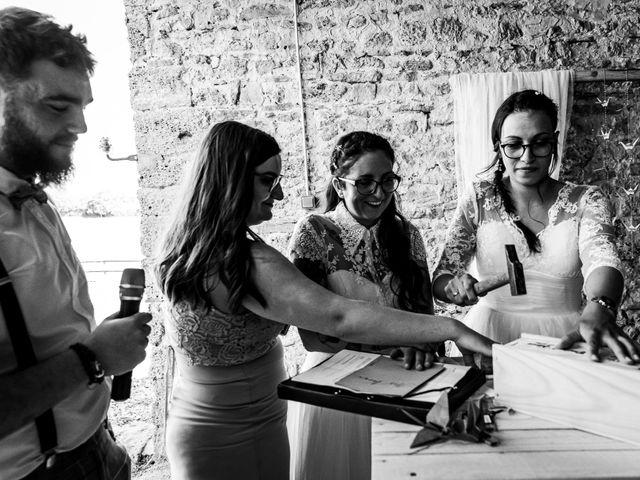 Le mariage de Jessica et Emily à Rouen, Seine-Maritime 96