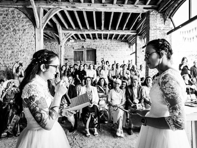 Le mariage de Jessica et Emily à Rouen, Seine-Maritime 98