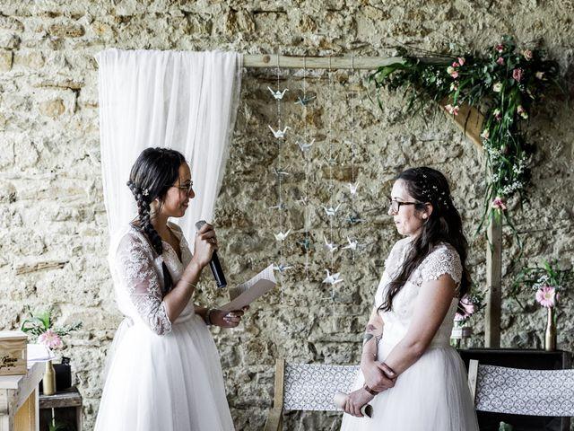 Le mariage de Jessica et Emily à Rouen, Seine-Maritime 102
