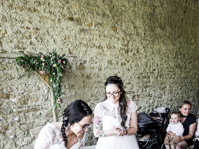 Le mariage de Jessica et Emily à Rouen, Seine-Maritime 107