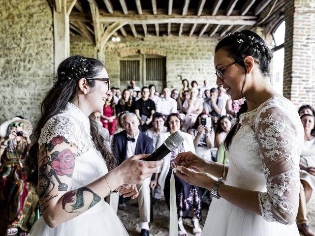 Le mariage de Jessica et Emily à Rouen, Seine-Maritime 109