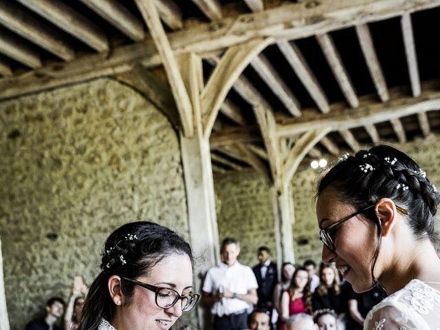 Le mariage de Jessica et Emily à Rouen, Seine-Maritime 113