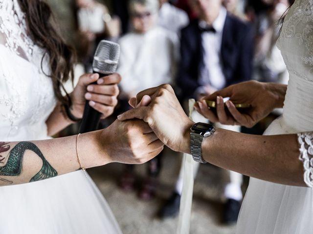 Le mariage de Jessica et Emily à Rouen, Seine-Maritime 114