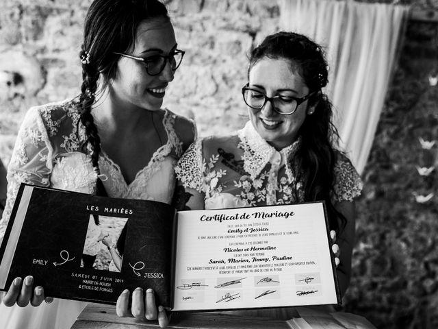 Le mariage de Jessica et Emily à Rouen, Seine-Maritime 118