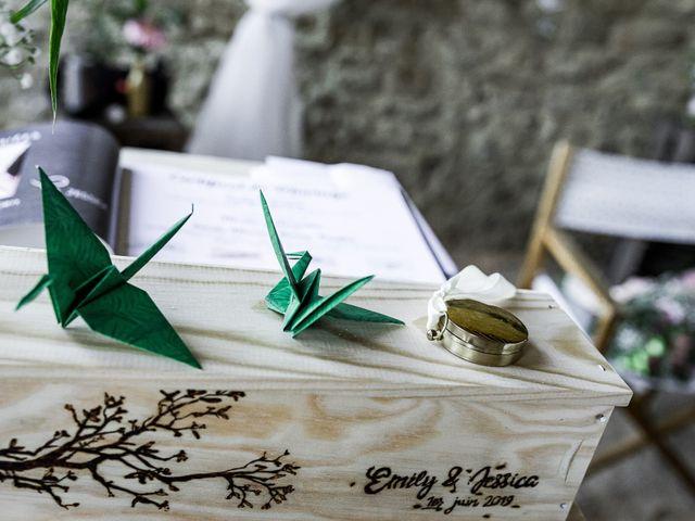 Le mariage de Jessica et Emily à Rouen, Seine-Maritime 119