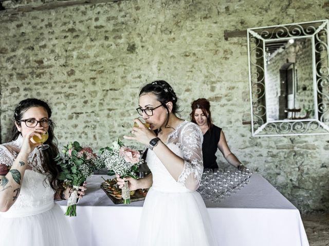 Le mariage de Jessica et Emily à Rouen, Seine-Maritime 126