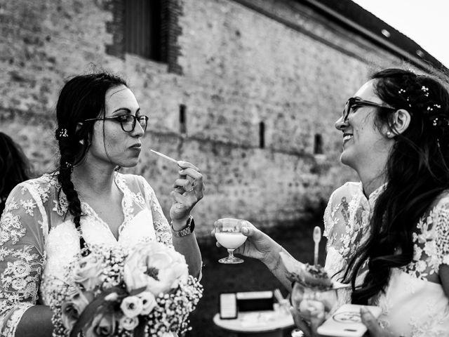 Le mariage de Jessica et Emily à Rouen, Seine-Maritime 131
