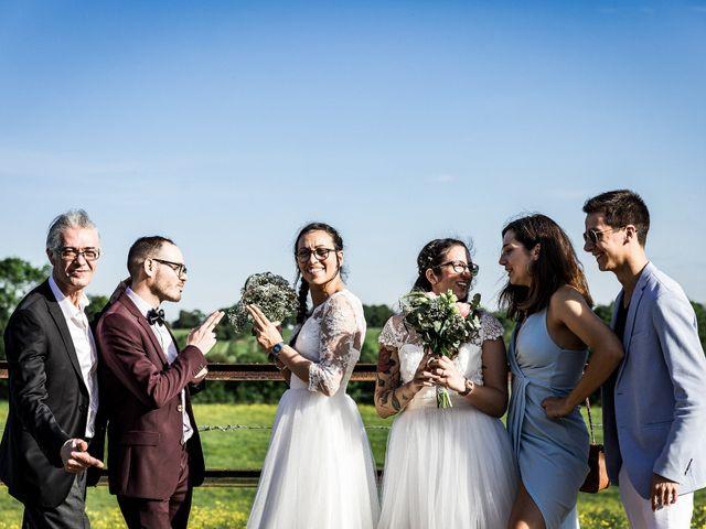 Le mariage de Jessica et Emily à Rouen, Seine-Maritime 147