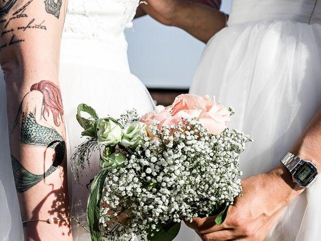 Le mariage de Jessica et Emily à Rouen, Seine-Maritime 158