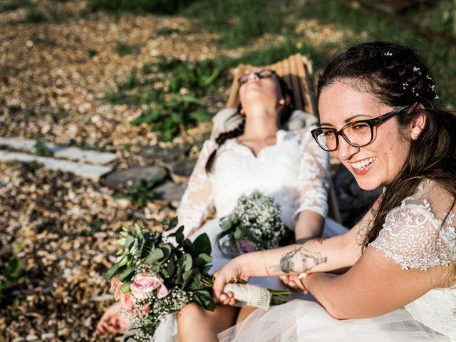 Le mariage de Jessica et Emily à Rouen, Seine-Maritime 162
