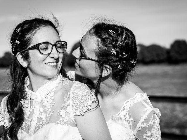 Le mariage de Jessica et Emily à Rouen, Seine-Maritime 171
