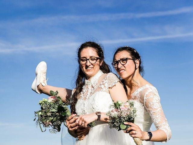 Le mariage de Jessica et Emily à Rouen, Seine-Maritime 172