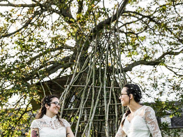 Le mariage de Jessica et Emily à Rouen, Seine-Maritime 205