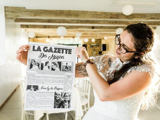 Le mariage de Jessica et Emily à Rouen, Seine-Maritime 214