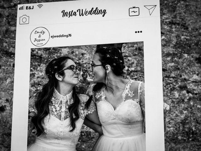 Le mariage de Jessica et Emily à Rouen, Seine-Maritime 220