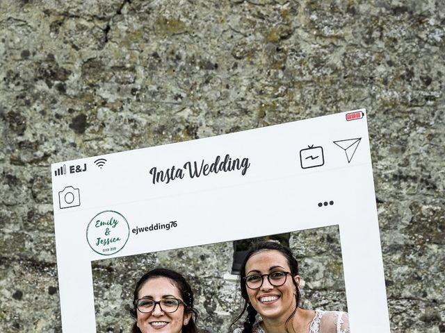 Le mariage de Jessica et Emily à Rouen, Seine-Maritime 221