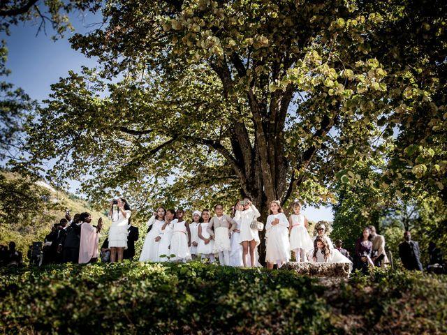 Le mariage de Amar et Corinne à Cruseilles, Haute-Savoie 4