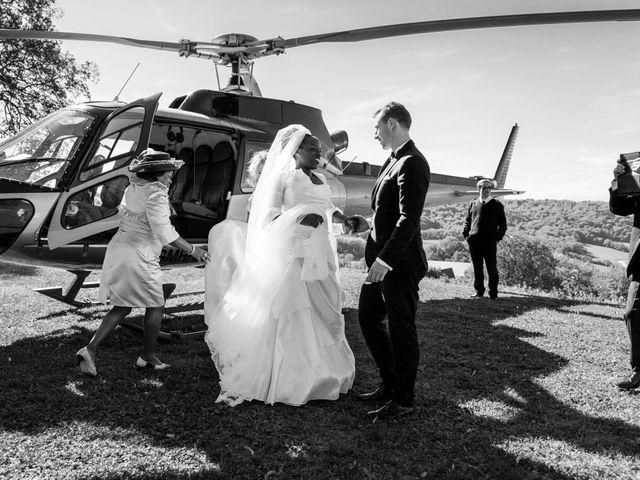 Le mariage de Amar et Corinne à Cruseilles, Haute-Savoie 5