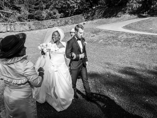 Le mariage de Amar et Corinne à Cruseilles, Haute-Savoie 6