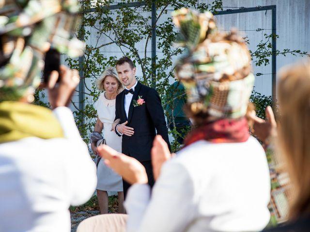 Le mariage de Amar et Corinne à Cruseilles, Haute-Savoie 8