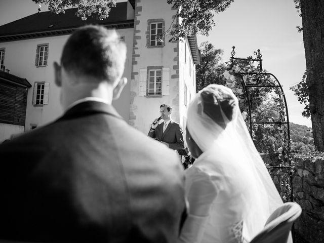 Le mariage de Amar et Corinne à Cruseilles, Haute-Savoie 11