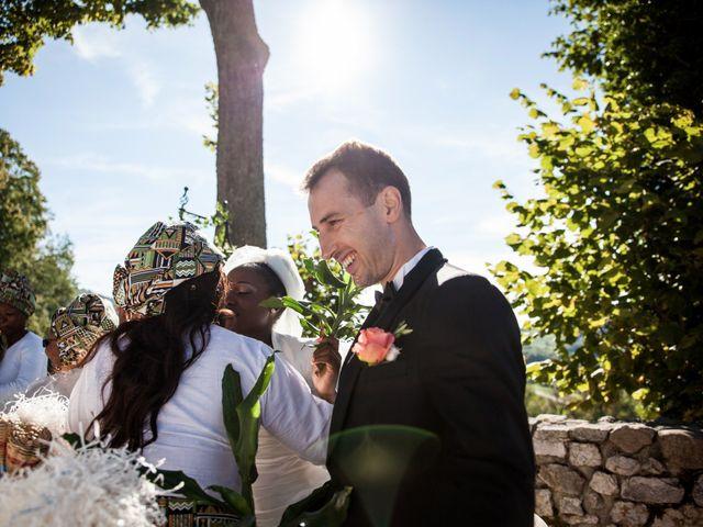 Le mariage de Amar et Corinne à Cruseilles, Haute-Savoie 13