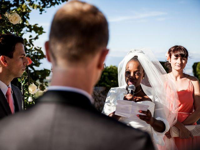 Le mariage de Amar et Corinne à Cruseilles, Haute-Savoie 15