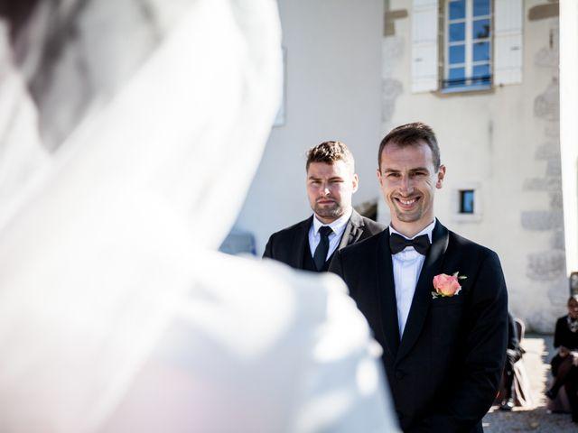 Le mariage de Amar et Corinne à Cruseilles, Haute-Savoie 16