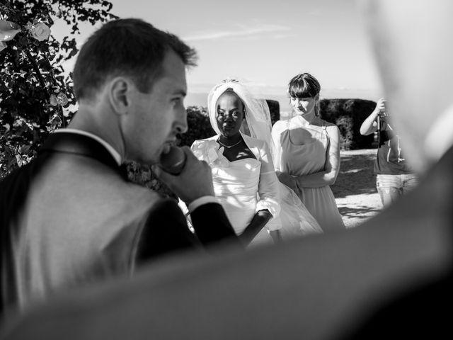 Le mariage de Amar et Corinne à Cruseilles, Haute-Savoie 17